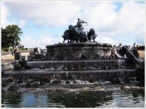 Denmark-Gefion Fountain