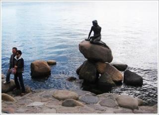 Denmark-Little Mermaid