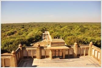 Vijay Vilas Garden View