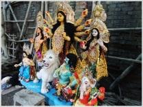 Kumortuli Durga Final