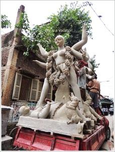Kumortuli Kali Idol