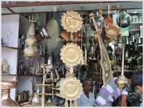 Kumortuli Durga Weaponry