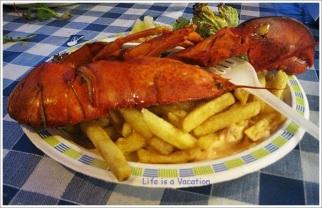 Bergen Lobster Plate