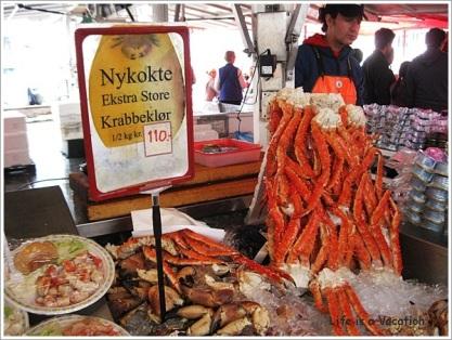 Bergen Torget Fish Market