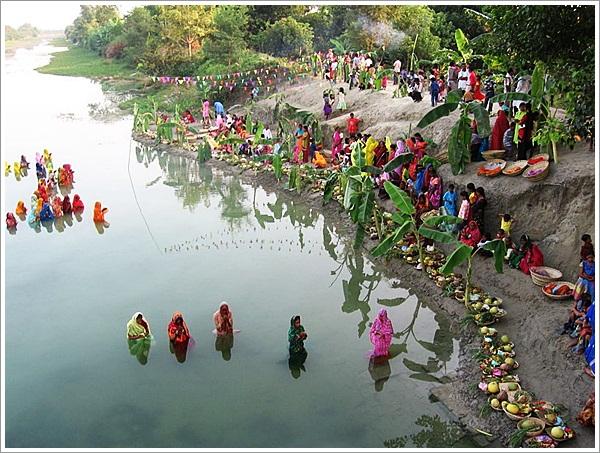 Chhat Puja Festival