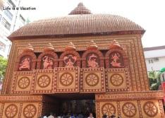 Kolkata Pandal Ekdalia