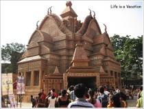 Kolkata Pandal Babu Bagan