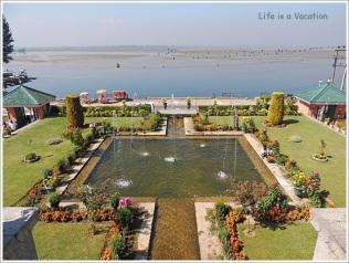 Mughal Gardens- Nishat Bagh