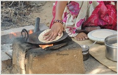 Jodhpur Village Tour Roti Makin