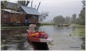 Dal Floating Flower Market
