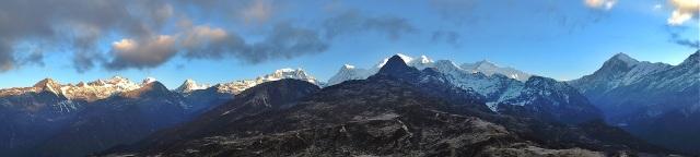 Goechala-Dzongri