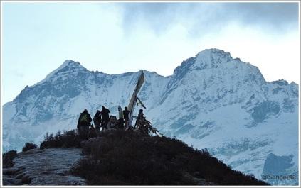 Goechala Trek with Wildboots; Dzongri