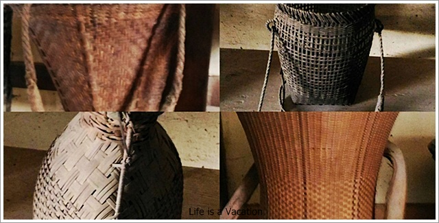 Manipur Imphal Andro Basketry