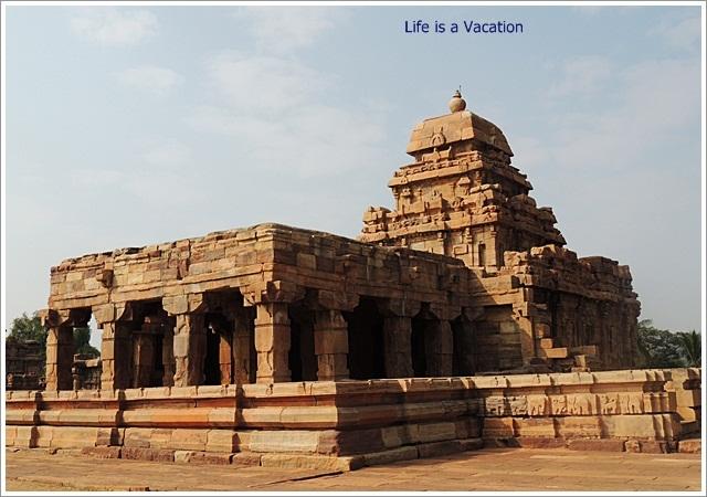 Pattadakal-Sangameshwara