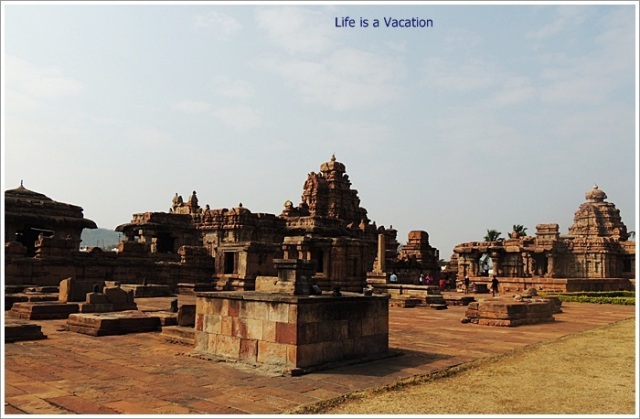 Pattadakal-Temples
