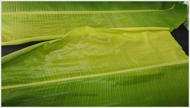 UBM Banana Leaf -Empty