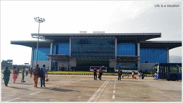 Dehradun-Airport